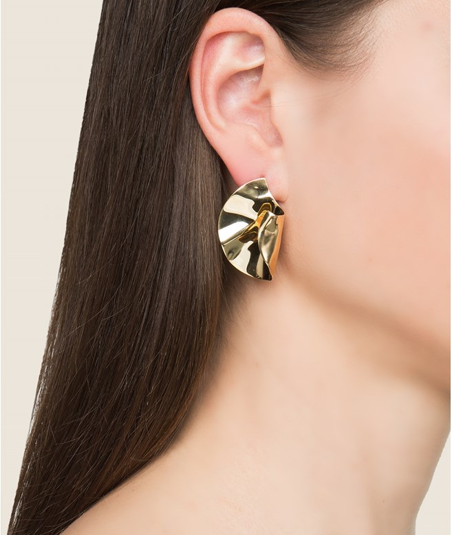 Danse Gold-plated Silver Earrings Bonvo EARRINGS