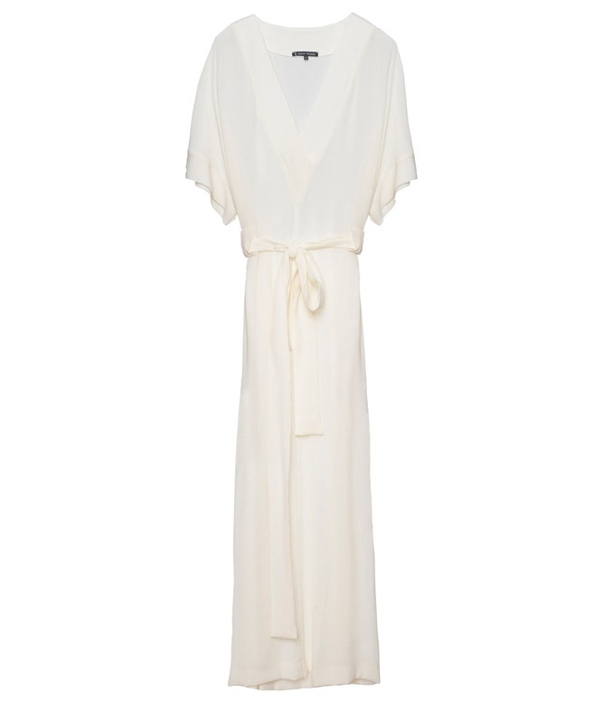 Cream Kasos Kaftan Dress Sophie Deloudi KAFTANS/COVERUPS