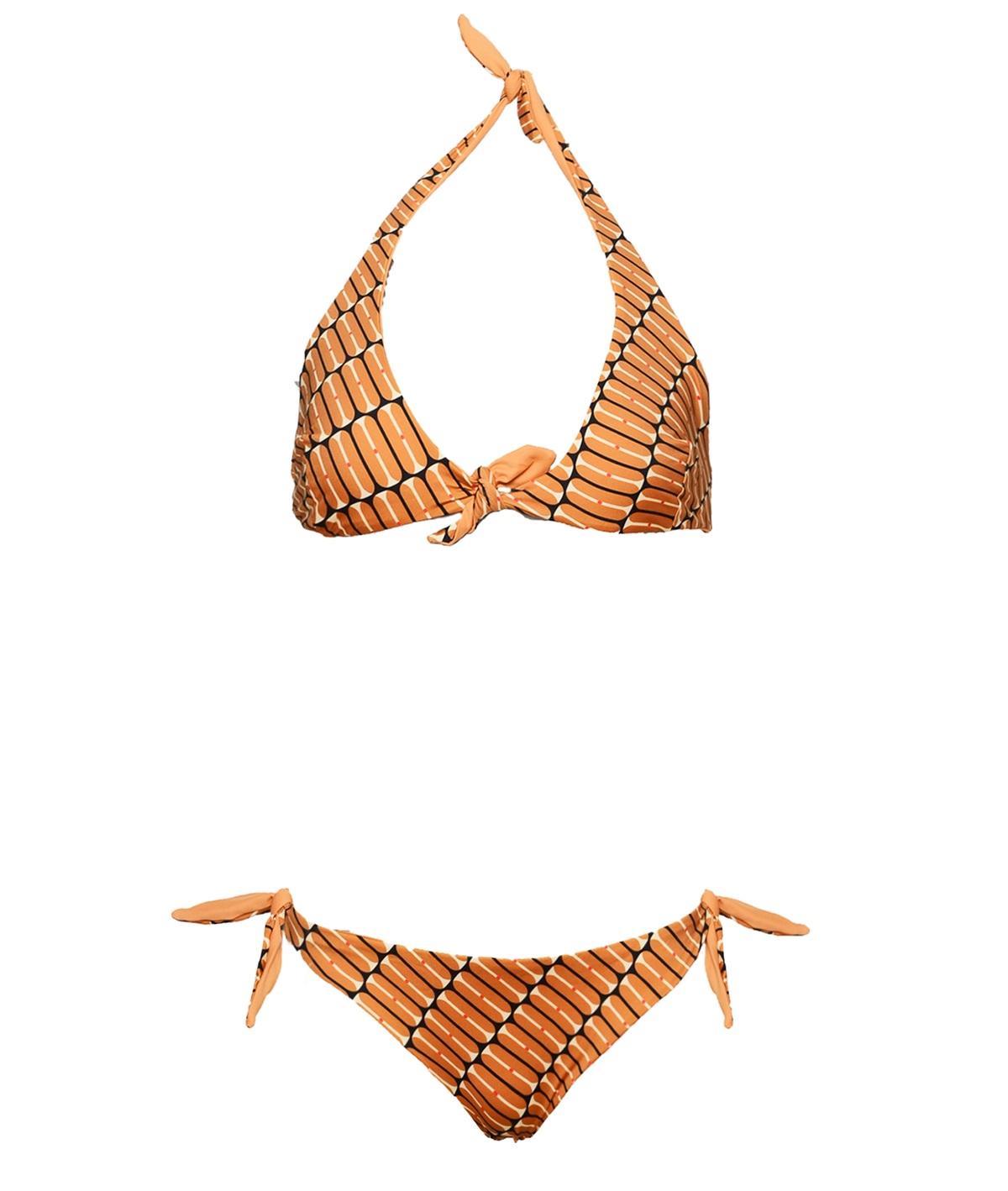 Ioli Retro Bikini Retro Ioli Mustard Mustard Bikini pzMUVGqS