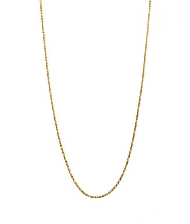 Laura Gold-plated Silver Necklace Danai Giannelli NECKLACES